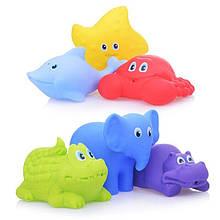 Набір іграшок для ванної FANCY BABY «Веселе купання»