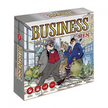 """Настольная игра """"BusinessMen"""""""