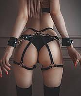 Сексуальный набор ремни на тело