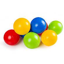 Іграшка «Набір кульок для сухих басейнів FANCY BABY 50 шт. (SB78-50)