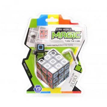 Кубик Рубіка з таймером, чорний