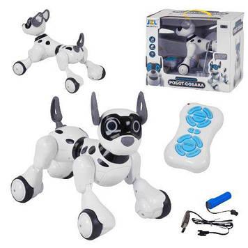 Робот-собака на радіоуправлінні