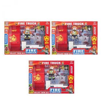 "Игрушечный набор ""Space Baby. Fire truck"""