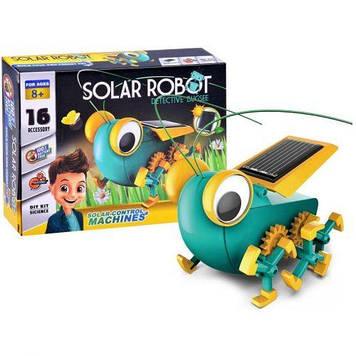 """Робот-конструктор """"Solar Robot"""" на солнечных батареях"""