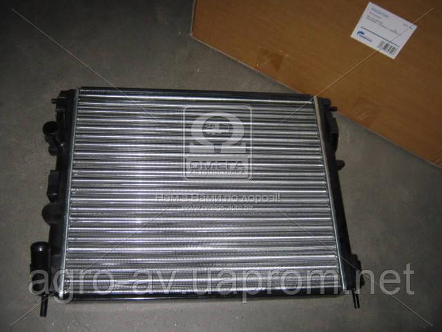Радиатор охлаждения (TP.15.63.809) DACIA LOGAN 04-/ KANGOO 97- (пр-во TEMPEST)