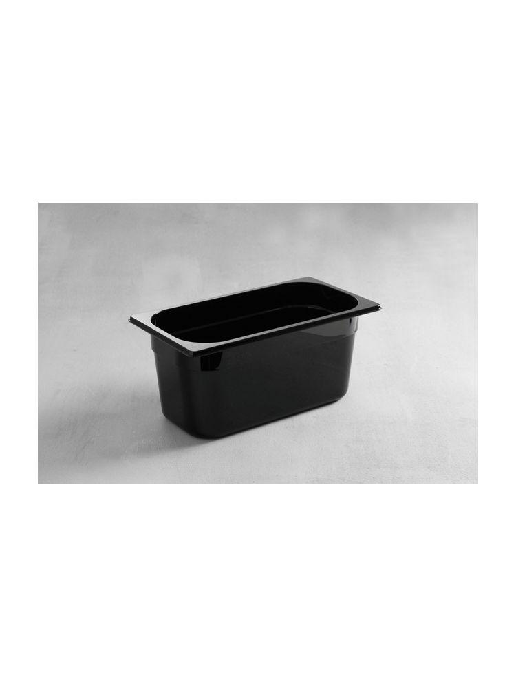 Гастроемкость из черного поликарбоната GN1/3-100