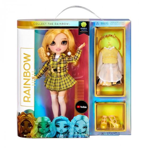 Лялька Рейнбоу Хай Маргаритка Rainbow High S3 Meyer Marigold 575757