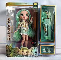 Кукла Рейнбоу Хай Мята Rainbow High S3 Daphne Minton 575764 Пром-цена, фото 1
