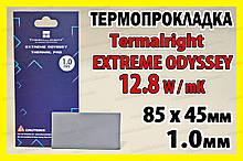Термопрокладка Termalright 12,8W EXTREME ODYSSEY 1.0мм 85x45 для видеокарт термоинтерфейс термопаста
