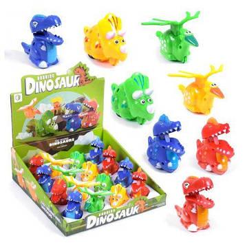 """Заводная игрушка """"Динозаврик"""""""