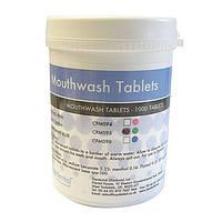 Таблетки для антисептической обработки полости рта Topdental