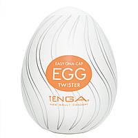 Мужской мастурбатор Tenga egg, Twister (Япония)