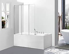 Стеклянные шторки для ванны, душевые кабины