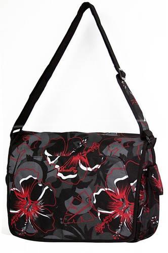 Привлекательная молодежная сумка Daniel Ray полиэстер 43,569900 черная