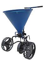 Разбрасыватель песка (на стальных колесах)