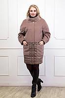 Пальто демисезонное трансформер (размеры 48,52)