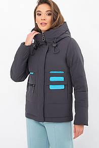 Стильная женская курточка 44 46 48 50 размер