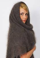 Оренбургские пуховые платки ручной работы. Цены и размеры в описании .