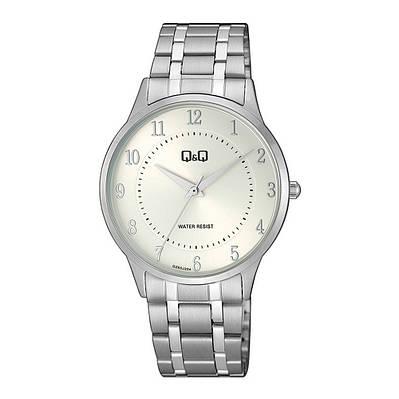 Q&Q QZ60J204Y Silver-White