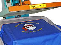 Термотрансферная печать на футболках, термоперенос изображений на текстиль