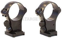 5252-26010 Кронштейн MAK с рычажной фиксацией на Mauser K98 с кольцами диаметром 26 мм