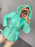 """Куртка-трансформер женская демисезонная плащёвка (42-52)(3цв) """"SAFINA"""" недорого от прямого поставщика"""