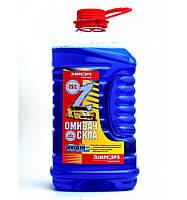 Омыватель стекол ЗИМНИЙ -25 ТМ ХИМРЕЗЕРВ (4л) От упаковки