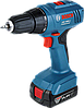Шуруповерт аккумуляторный Bosch GSR 1440-LI 06019A8405