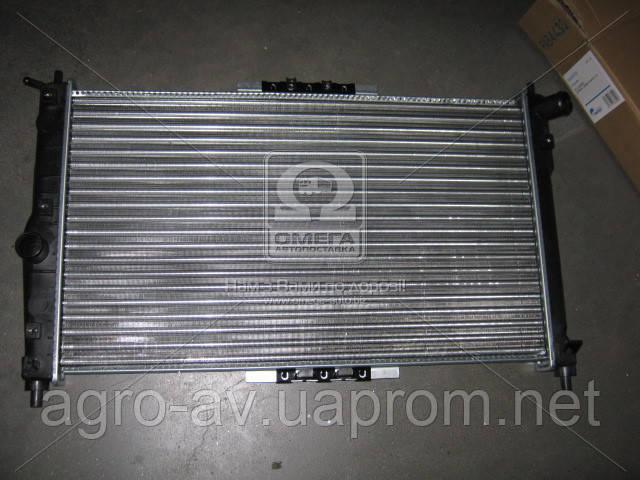 Радиатор охлаждения (TP.15.61.654) DAEWOO LANOS 97- (с кондиционером) (пр-во TEMPEST)