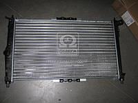 Радиатор вод.охлажд. (TP.15.61.654) DAEWOO LANOS 97- (с кондиционером) (пр-во TEMPEST)
