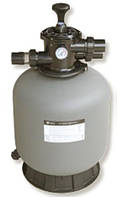 Песочный фильтр для бассейна из термоустойчивого пластика на 4,32м3/ч