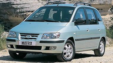 Передние амортизаторы Hyundai Matrix от 2001г с двигателями 1,5 1,6 1,8 (Амортизатор Hyundai Matrix матрикс), фото 3