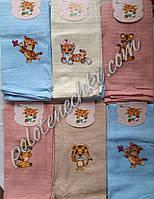Вафельний кухонний рушник Тигр