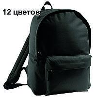 Рюкзак школьный Rider Черный