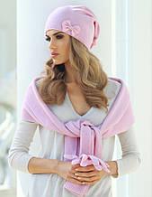 Милая шапочка с красивым бантиком от Kamea - Alexia.