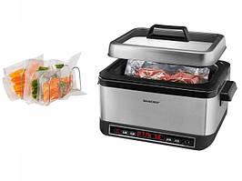 Вакуумная печь аппарат су-вид SilverCrest SVSV 550 C3 с дисплеем и таймером
