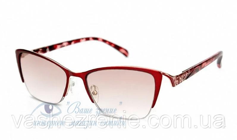 Очки женские для зрения +/- Код: 2566