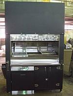 Грили, мангалы, оборудование для приготовления пищи на дровах