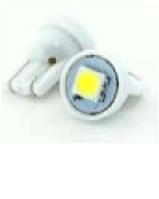 Светодиодная лампочка t10  12v 1smd 5050