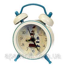"""Годинник-будильник """"Морська романтика"""" (рендомний вибір дизайну)"""