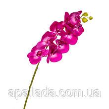 """Квітка """"Орхідея"""" фуксія 1 м (Силікон)"""
