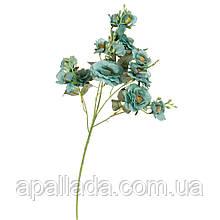 "8102-013 Гілка ""Еустома"" блакитна"