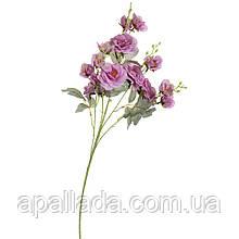 """8102-015 Гілка """"Еустома"""" рожева"""