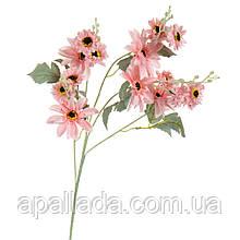 """8102-016 Квітка """"Африканська ромашка"""" рожева"""