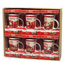 "Чашка ""Merry Christmas"", 400 мл."