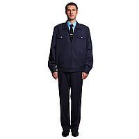 Форма мужская МВД (куртка и брюки) синяя
