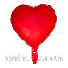 """Шар надувной """"Сердце"""" рандомный выбор (красный/розовый)"""