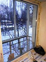 """Балконный блок в профиле Windom с гарантией 5 лет - """"Окна Маркет"""""""