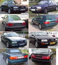 Audi 80 91-94