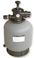 Песочный фильтр для бассейна из термоустойчивого пластика на 7,8м3/ч